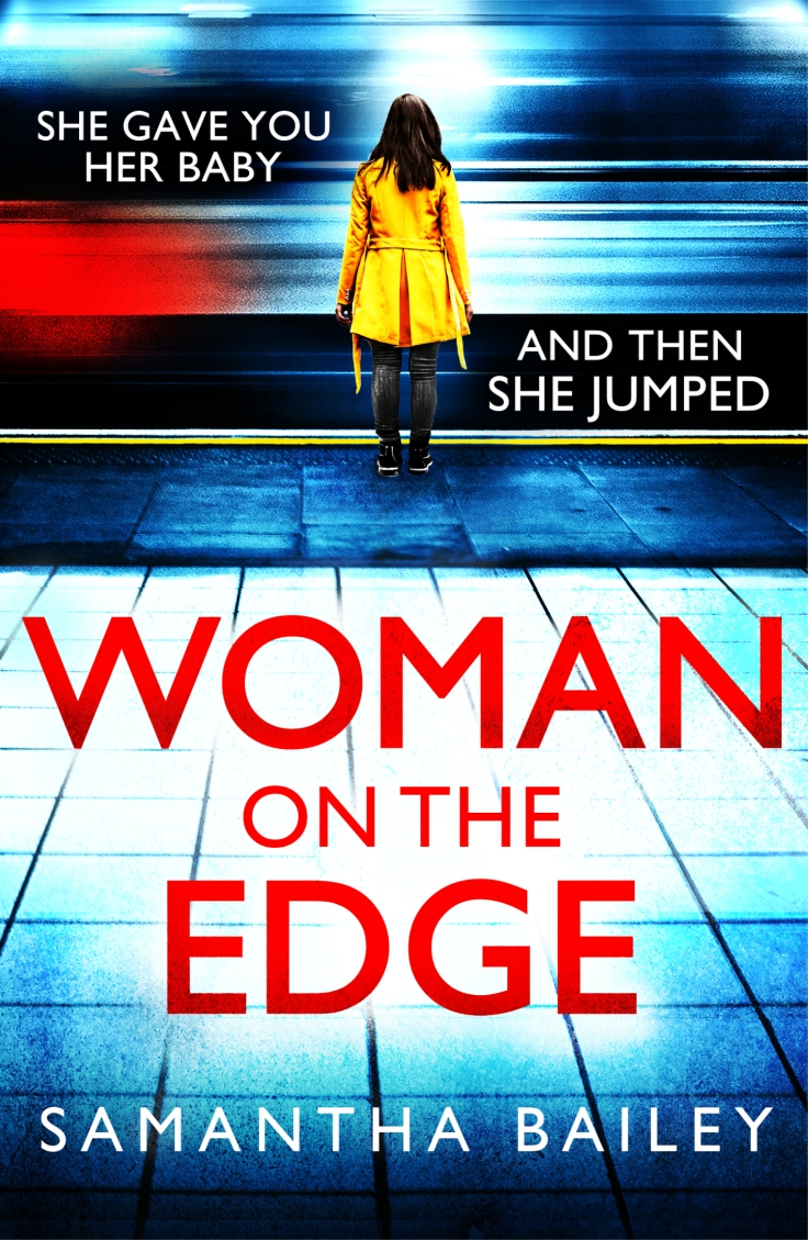 Womanonthe Edge.HeadlineUKCover