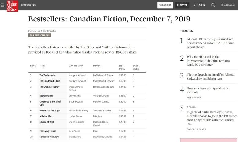 GlobeBestsellers_2019-12-06